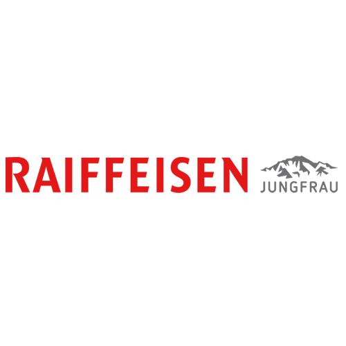 Verein Standortförderung INTERLAKEN OST Partner Raiffeisen Jungfrau