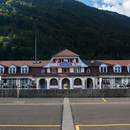 Interlaken Ost Bahnhof