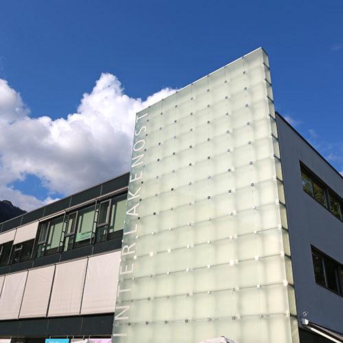 Interlaken Ost Kopfbau